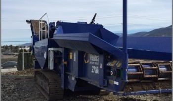Peterson 2710D (Track Grinder) full