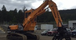 Hyundai 2925-9WLL Log Loader
