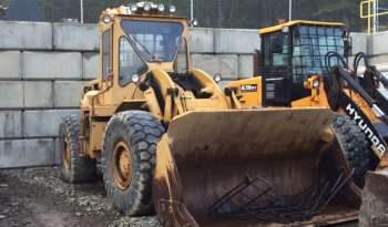 Caterpillar 966C – Parts/Dismantled full