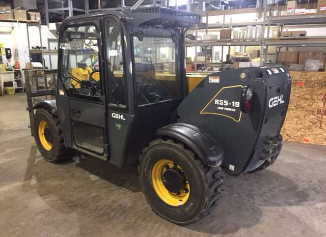 Gehl RS5-19 Telescopic Handler full