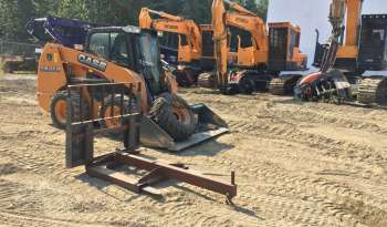 Case SR250 Skid Steer full
