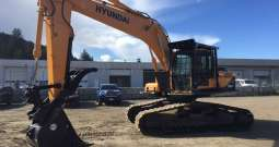 Hyundai 210LC-9 High Walker Excavator